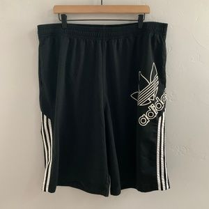 Adidas Originals Logo Basketball Shorts XXL